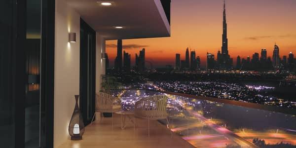 1 Bedroom Apartment for Sale in Bur Dubai, Dubai - Burj Khalifa View| Off Plan| 25% Discounted Price | 4 Mints to Downtown