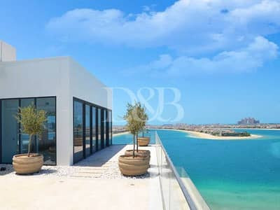 3 Bedroom Penthouse for Sale in Palm Jumeirah, Dubai - Simply a dream come true