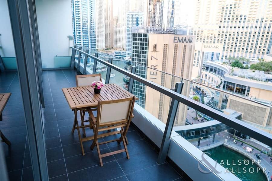 2 Full Marina Views | Vacant | Two Bedrooms