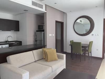1 Bedroom Flat for Rent in Dubai Sports City, Dubai - No Commission, Luxurious 1BR Furnished Apartment  Corner Unit   The Matrix   Sports City