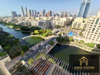 2 Bedroom Flat for Rent in The Views, Dubai - CANAL VIEW |HUGE BALCONY | CHILLER FREE | SPACIOUS 2BR