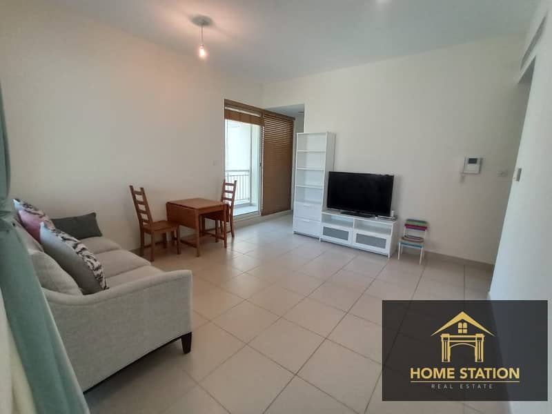 CANAL VIEW |HUGE BALCONY | CHILLER FREE | SPACIOUS 2BR
