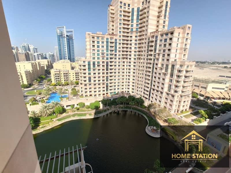 21 CANAL VIEW |HUGE BALCONY | CHILLER FREE | SPACIOUS 2BR