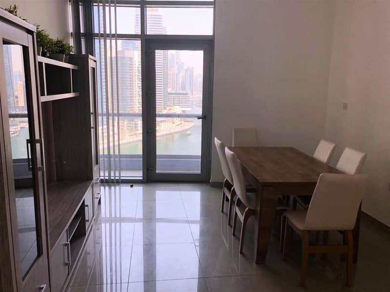 Beautiful Marina View Furnished Apartment is ready