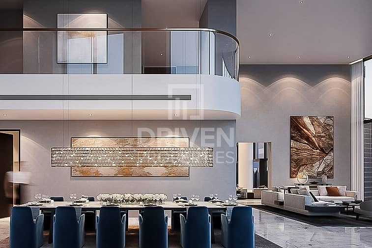 2 High Quality 4 Bed Penthouse in Downtown