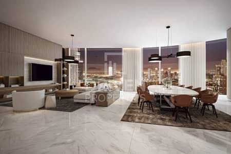 بنتهاوس 4 غرف نوم للبيع في وسط مدينة دبي، دبي - Elegant 4 Bedroom | Post Payment Handover