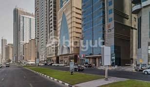 Amazing 1BHK /Corniche View /Free A/C, PARK , Maintenance