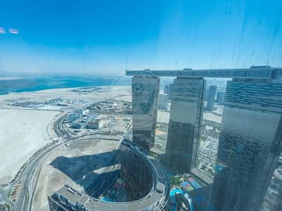 2 Bedroom Flat for Sale in Al Reem Island, Abu Dhabi - Exclusive Sky Pod | 3 sides glass living | Lowest price! Must View!