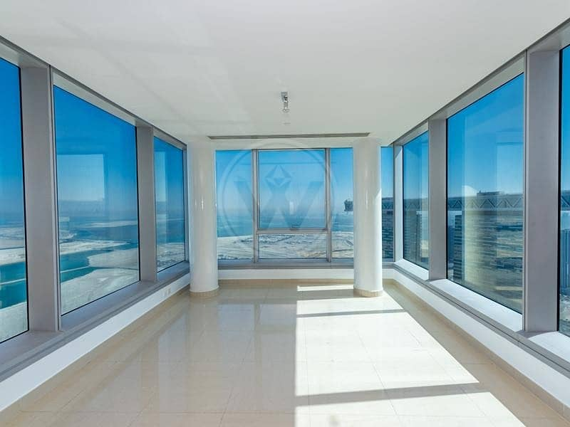 2 Exclusive Sky Pod | 3 sides glass living | Lowest price! Must View!