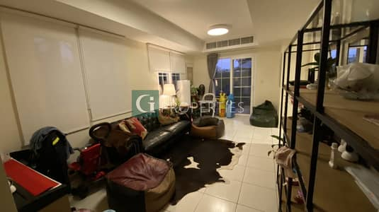2 Bedroom Townhouse for Rent in The Springs, Dubai - Extended Villa Type 4E | Single Row