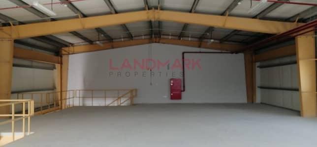 Independent Block | Ground & Mezzanine | Power 95 kW