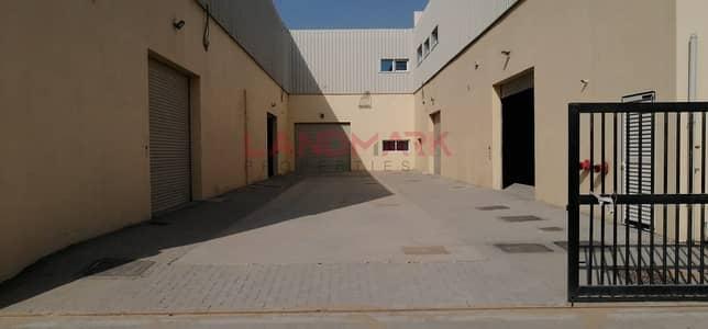 Warehouse for Sale in Jebel Ali, Dubai - Independent Block | Ground & Mezzanine | Power 95 kW