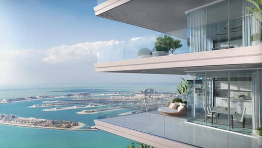 3 Bedroom Villa for Sale in Dubai Harbour, Dubai -  MARINA VISTA