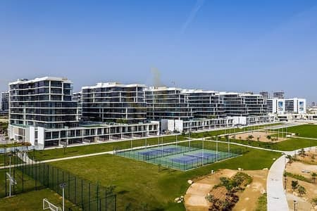 فلیٹ 1 غرفة نوم للبيع في داماك هيلز (أكويا من داماك)، دبي - Pay 50
