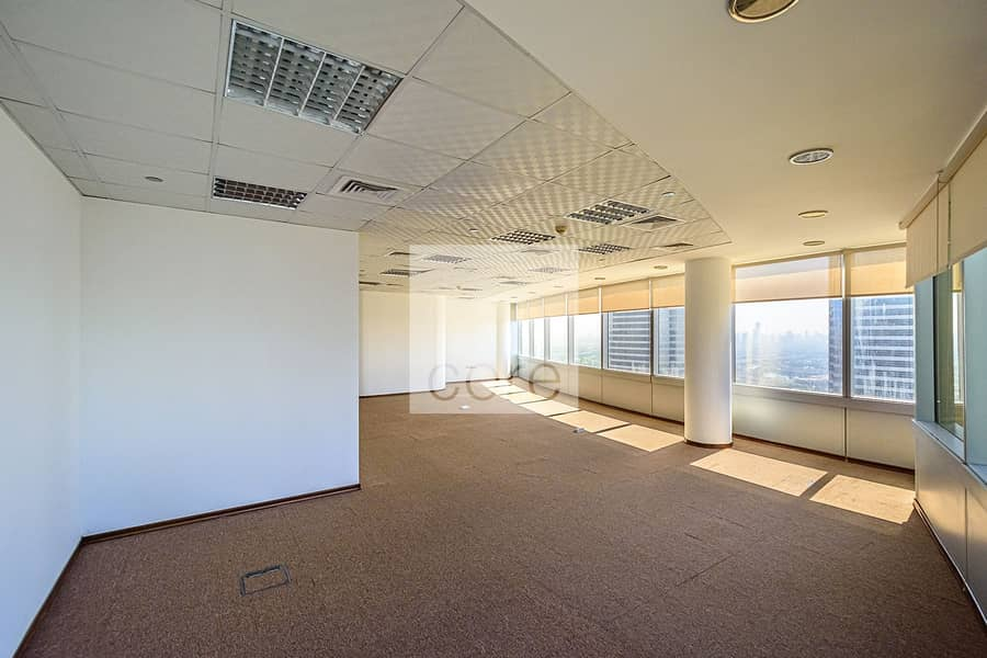 2 Fully Fitted Office | Vacant | High Floor