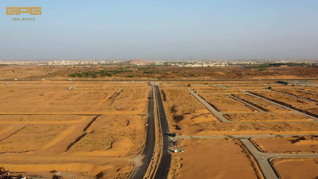 RESIDENTIAL PLOTS ONLY 155000 FREE HOLD IN AJMAN