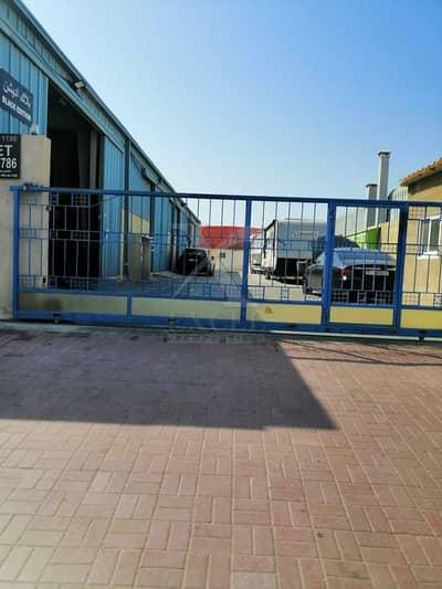 مستودع  للبيع في القوز، دبي - Road Side Warehouse for Sale | Well Maintained | Easy Access to SZR