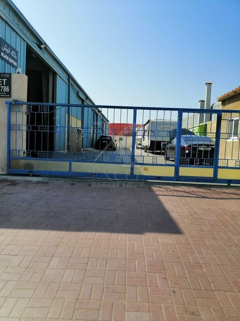 Road Side Warehouse for Sale   Well Maintained   Easy Access to SZR