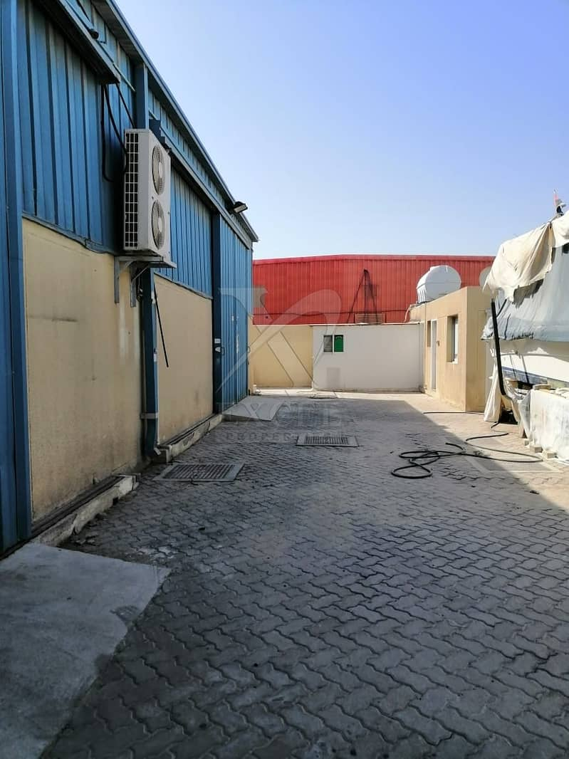 2 Road Side Warehouse for Sale   Well Maintained   Easy Access to SZR