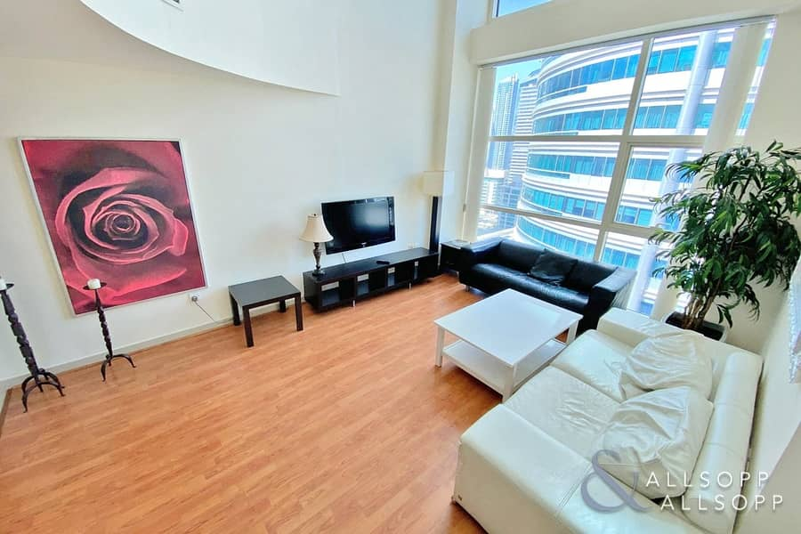 2 100 SQ FT | Duplex | 3 Bed