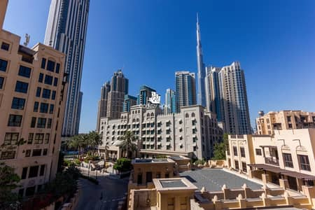 2 Bedroom Flat for Sale in Old Town, Dubai - Spacious Two Bed | Vacant | Burj LKhalifa View