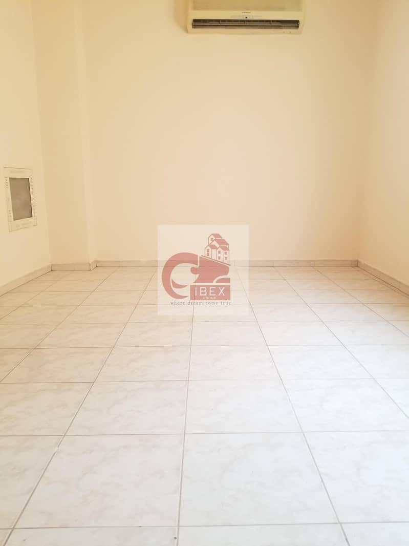 2 Very biggest Studio flat in just 11k near safari mall in muwaileh