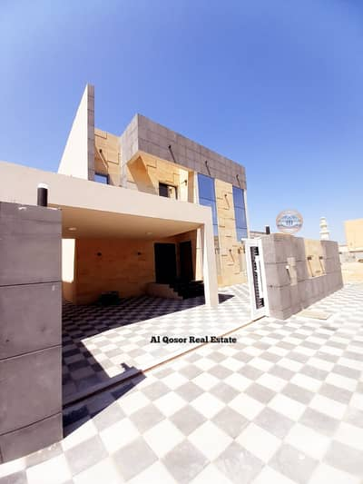 5 Bedroom Villa for Sale in Al Rawda, Ajman - Distinctive European design at a special price with the ability to pay in comfortable installments