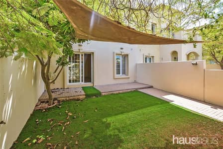 2 Bedroom Villa for Rent in The Springs, Dubai - Type 4M | Road Facing | Springs 7