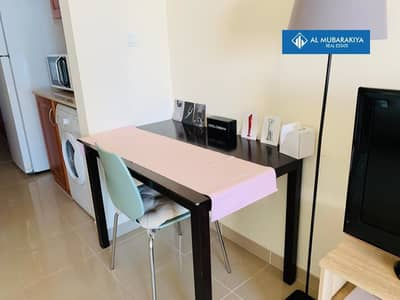 Studio for Rent in Al Hamra Village, Ras Al Khaimah - Fully Furnished Studio | Sea View-Marina
