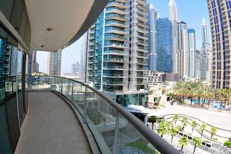 2 Bedroom Apartment for Rent in Dubai Marina, Dubai - Large Layout | Vacant | Great Facilities