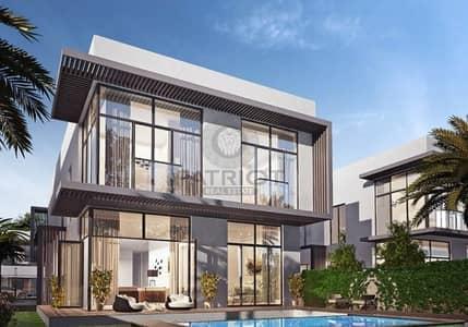 فیلا 4 غرف نوم للبيع في مدينة محمد بن راشد، دبي - Luxurious 4BR+Maid Gardenia villa Sobha Hartland