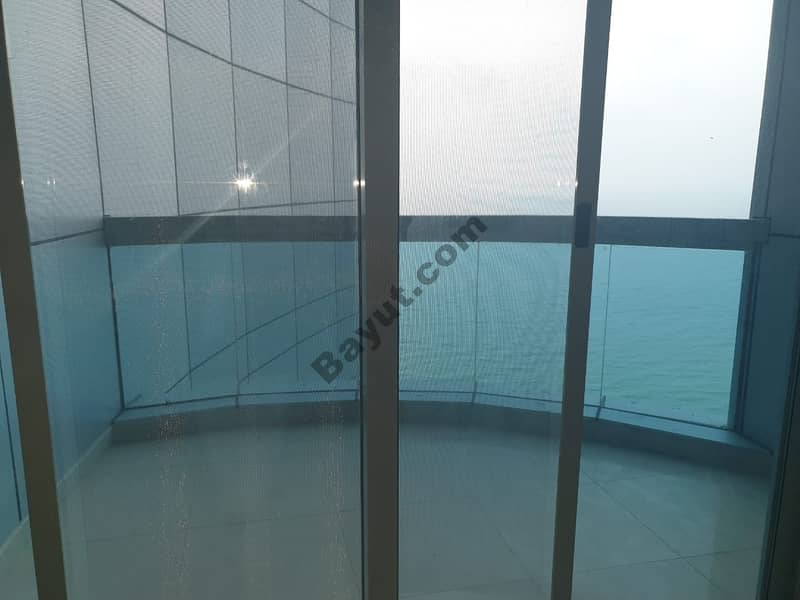 2 BHK available for sale in corniche tower