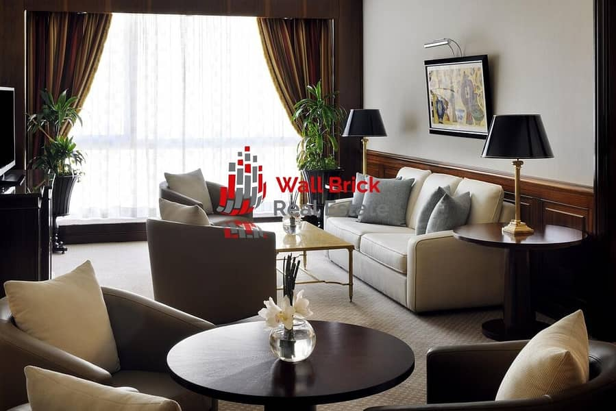 2 Free Water & Chiller Furnished 1 Bedroom