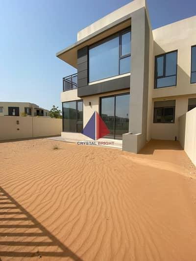 تاون هاوس 4 غرف نوم للايجار في دبي هيلز استيت، دبي - FRESH NEW VILLA CORNER 4BR IN MAPLE2