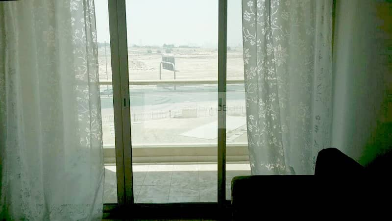 10 Well Maintained 1BR | Race Course View| Vacant Now