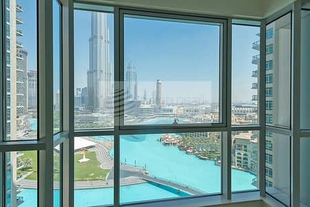 Burj Khalifa / Fountain View from your 3 Bedroom |