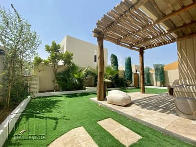 تاون هاوس 4 غرف نوم للبيع في تاون سكوير، دبي - 4 Bed | Landscaped | Single Row | Park Backing