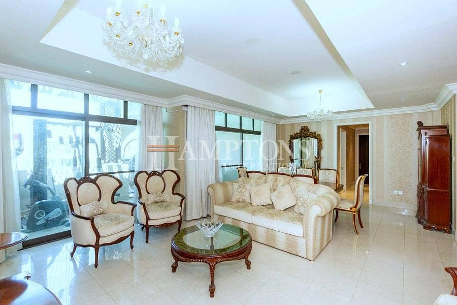 3 Bed + Maid's | Burj and Fountain Views