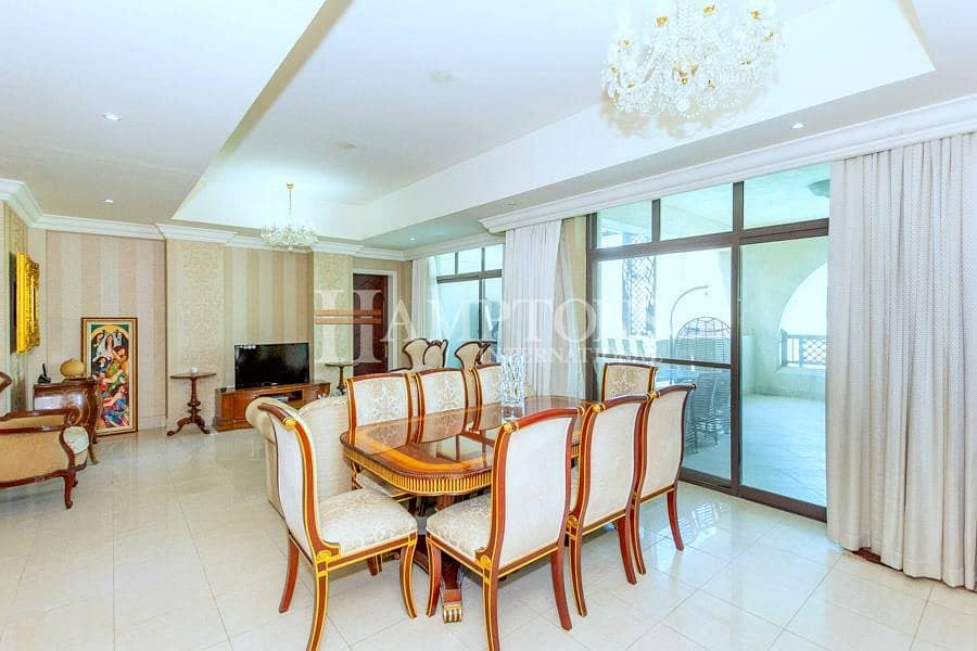 2 3 Bed + Maid's | Burj and Fountain Views