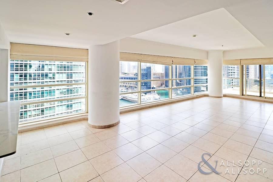 2 3 Bedroom | Maids Room | Full Marina View