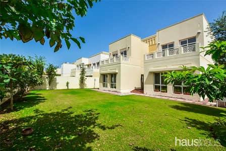 فیلا 4 غرف نوم للايجار في السهول، دبي - Beginning Oct | Upgraded | Pool and Park
