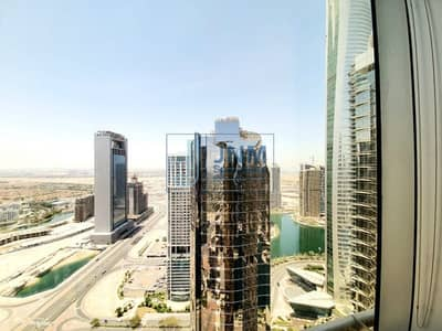 Office for Rent in Jumeirah Lake Towers (JLT), Dubai - Corner Fully Fitted Open Plan Office | High Floor