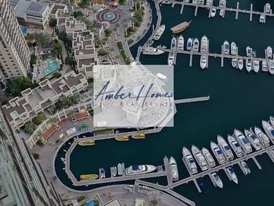 استوديو  للايجار في دبي مارينا، دبي - Brand New lFull Marina View lLarge Studio@80k