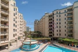 شقة في الغرير للشقق السكنية الرقة ديرة 3 غرف 102000 درهم - 4788520