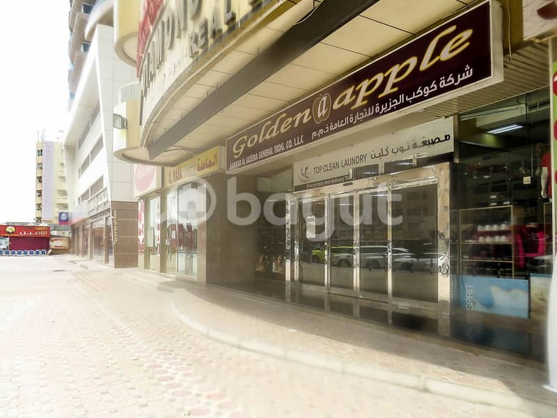 Space for Shop or commercial unit for rent | NO COMMISSION