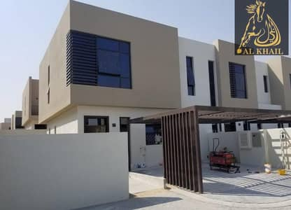 3 Bedroom Townhouse for Rent in Al Tai, Sharjah - BIG 3BR TOWNHOUSE IN NASMA 90