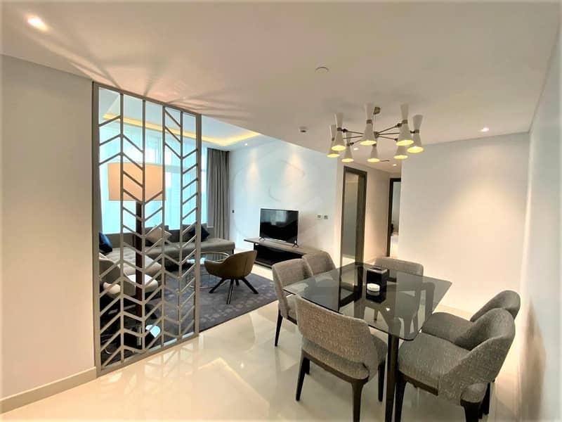 Stunning   Furnished 2 Bedroom   Canal View