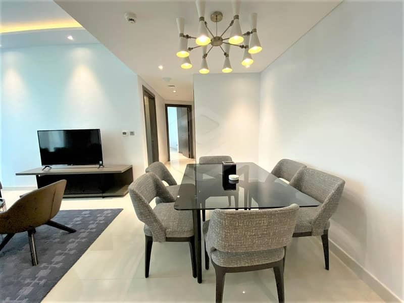 2 Stunning   Furnished 2 Bedroom   Canal View