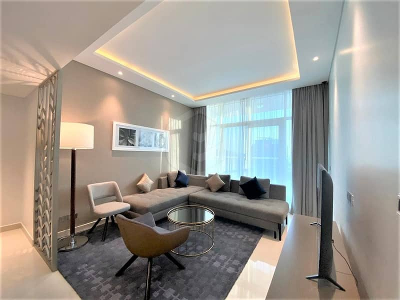 2 Stunning | Furnished 2 Bedroom | Canal View