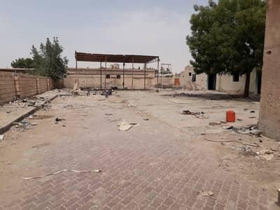 10000 Sqft Open Yard 3 Phase Power 2 Room Boundary Wall In Saja Sharjah